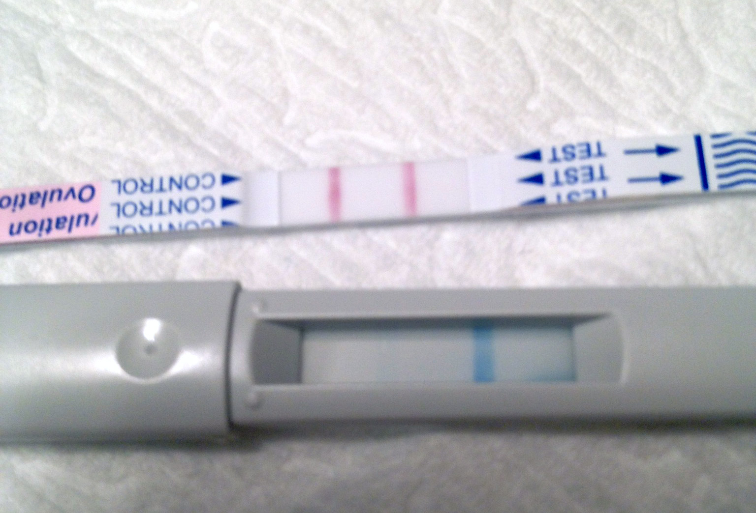 when to have iui after positive opk